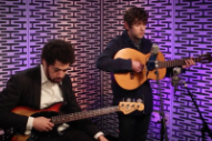 Watch Sam Cohen &#038; Danger Mouse Beautifully Cover &#8220;House Of The Rising Sun&#8221; &#038; &#8220;Can&#8217;t Help Falling In Love&#8221; On <em>Conan</em>
