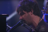 Watch An Intense, Hungover-Looking Conor Oberst Play <em>James Corden</em>