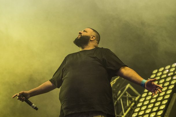 DJ Khaled Makes Hits Without Actually Doing Anything