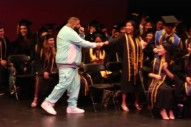 Watch DJ Khaled Crash UC Berkeley Dept. Of Statistics Commencement