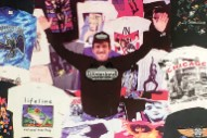 The Guy Who Made Concert Tees Cool Looks Back On 40 Years Of Retail Hits
