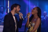 Watch Dirty Projectors Play <em>The Tonight Show</em> With The Roots, D∆WN, &#038; Tyondai Braxton