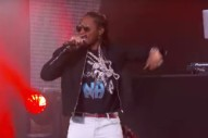 Watch Future Do &#8220;Mask Off&#8221; &#038; &#8220;Used To This&#8221; On <em>Kimmel</em>