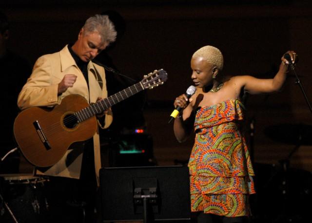 David Byrne & Angélique Kidjo