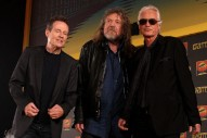 The Rumors Of A Led Zeppelin Reunion At Desert Trip Seem A Little Spotty So Far