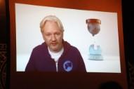 M.I.A. Defends Julian Assange