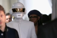 Daft Punk's Thomas Bangalter Appears At Cannes Without His Helmet