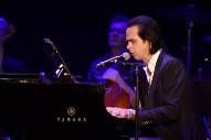 Nick Cave Traces Grief And Catharsis At Brooklyn Show