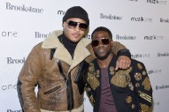 Kevin Hart And T.I. Are Developing A Series About A Music Studio For Showtime