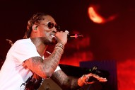 Future Gives Surprise Performance At Memphis Strip Club