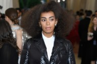 Solange Wins Artist Of The Year Webby