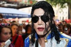 Michael Jackson Look-Alike Navi