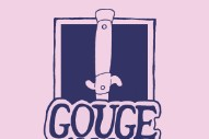 "Gouge Away – ""Swallow"" & ""Sweat"""