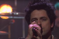 Watch Green Day Play &#8220;Still Breathing&#8221; On <em>James Corden</em>