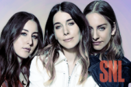 Watch Haim Perform &#8220;Want You Back&#8221; &#038; &#8220;Little Of Your Love&#8221; On <em>SNL</em>