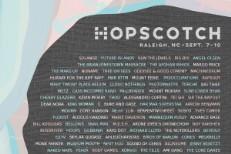 Hopscotch 2017 Lineup