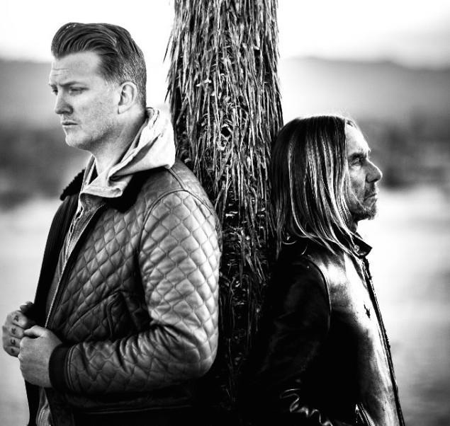 Josh Homme & Iggy Pop