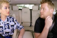 Katy Perry Addresses Taylor Swift Beef On <em>Carpool Karaoke</em>