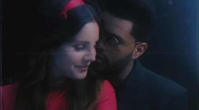 Lana Del Rey And The Weeknd Share The Same