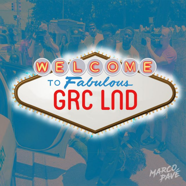 Marco Pave - Welcome To Grc Lnd