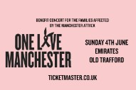 Ariana Grande Taps Miley Cyrus, Coldplay, Pharrell, Usher, Justin Bieber, Katy Perry For Manchester Benefit Show