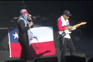 "Watch Prophets Of Rage Debut New Song ""Unfuck The World"" In Santiago"