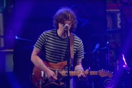 Watch Ryan Adams Play &#8220;Outbound Train&#8221; On <em>Colbert</em>