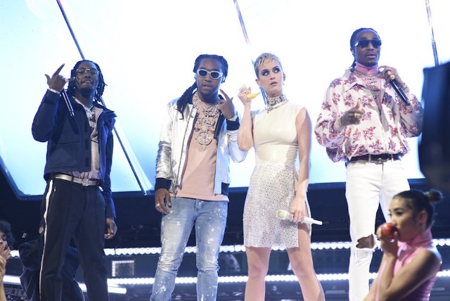 Migos 'refused to perform with Katy Perry's drag queens on SNL'