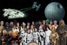 Princess Leia's Stolen Death Star Plans