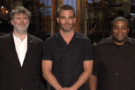 Watch James Murphy Land Some Jokes In Chris Pine &#038; LCD Soundsystem&#8217;s <em>SNL</em> Promos
