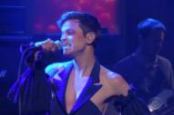 Watch Perfume Genius Perform &#8220;Slip Away&#8221; On <em>Colbert</em>