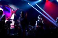 Watch Gorillaz Perform With Noel Gallagher And Jehnny Beth On <em>Graham Norton</em>