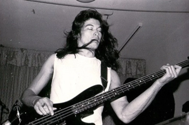 Black Flag Bassist C'el Revuelta Dies