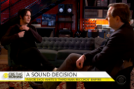 Watch Jack White Take <em>CBS This Morning</em> Inside Third Man Records