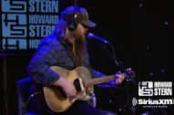 Watch Chris Stapleton Perform &#8220;Broken Halos&#8221; On <em>Howard Stern</em>
