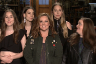 Watch Melissa McCarthy And Aidy Bryant Try To Join HAIM