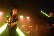 "Watch Franz Ferdinand Play New Song ""Huck & Jim"" In Charlotte"