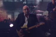 Watch Pixies Play &#8220;Tenement Song&#8221; On <em>Colbert</em>