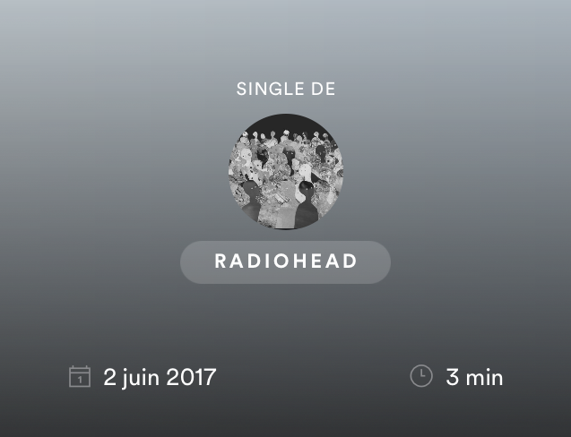 """New Radiohead Song """"I Promise"""" Apparently Out This Week"""