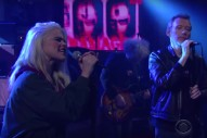 Watch The Jesus &#038; Mary Chain Duet With Sky Ferreira On <em>Colbert</em>