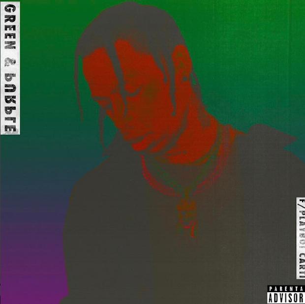 Travis Scott - Green And Purple