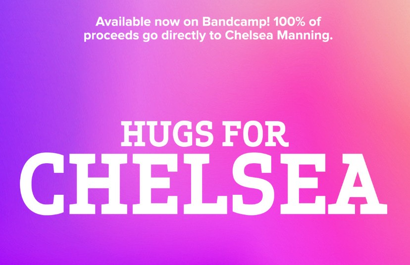 Stream New Chelsea Manning Benefit Comp Featuring New Songs