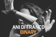 "Ani DiFranco – ""Zizzing"" (Feat. Justin Vernon)"
