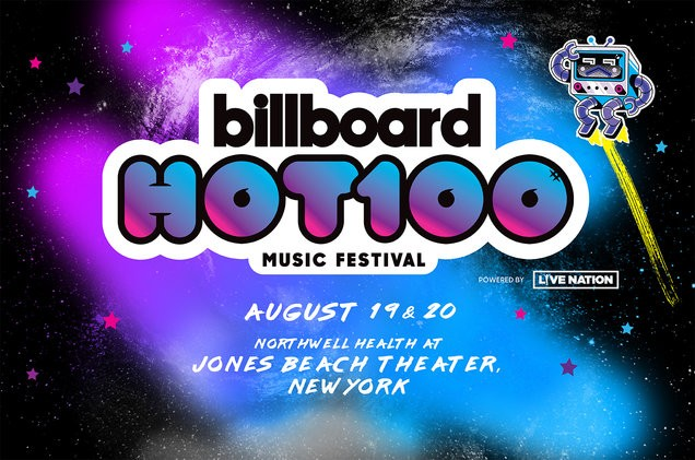 Billboard Hot 100 2017 Fest