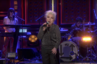 Watch Blondie Perform &#8220;Long Time&#8221; On <em>Fallon</em>