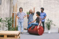 "Boogarins – ""A Pattern Repeated On"" (Feat. John Schmersal)"
