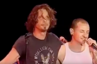 Chris Cornell Remembered By His Friend Chester Bennington