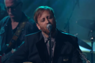 Watch Dan Auerbach Perform Two Songs On <em>Colbert</em>