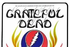 The Grateful Dead 5/8/77 Poster