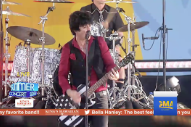 Watch Green Day Kick Off <em>Good Morning America</em>&#8217;s Summer Concert Series